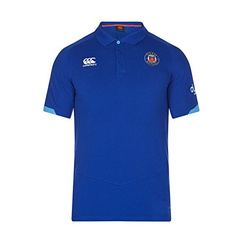fan products of Bath Rugby Vapodri Cotton Pique Polo 17/18 - Surf The Web