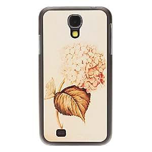 ZXM-Fashion Bouquet diseñado Protevtive Patrón de nuevo caso duro para Samsung i9500 Galaxy S4