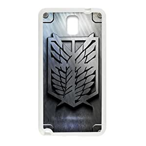 WAGT Attack On Titan Cell Phone Case for Samsung Galaxy Note3