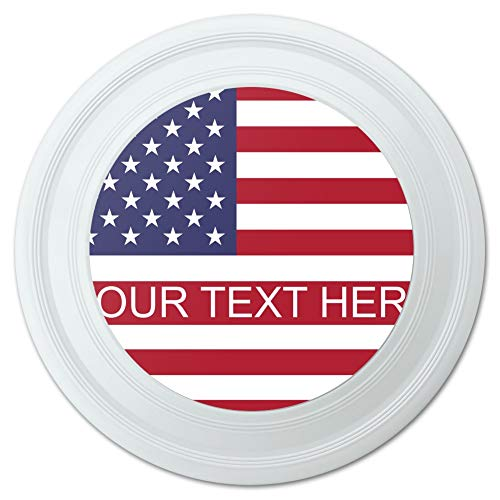 GRAPHICS & MORE American USA Flag Personalized Custom Novelty 9