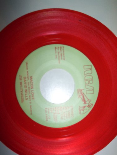 Macon Love b/w same (45 RPM) (Red - Malls Macon