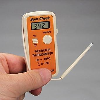 Thermometer, Digital Incubator