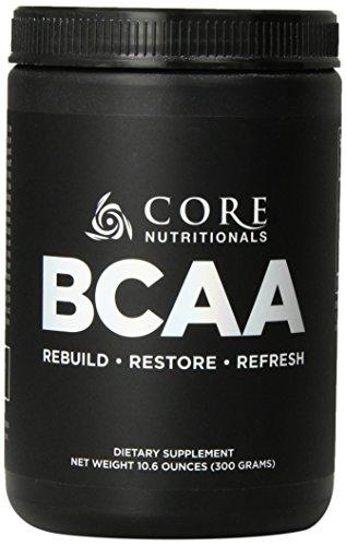 Core Nutritionals Bcaa Dietary Supplement, 300 Gram