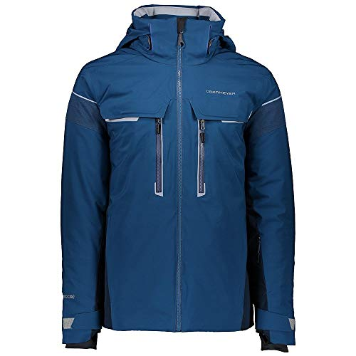 Obermeyer Charger Jacket Passport LG Regular (Bob And Terrys Ski And Sports Outlet)