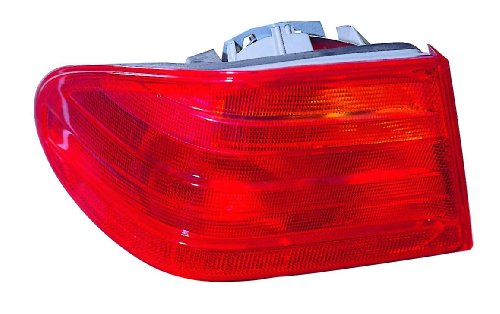 All-New Depo TAIL LIGHT ASSEMBLY (LEFT SIDE) -- Part ID 440-1914L-US