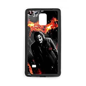 The Joker Samsung Galaxy Note 4 Cell Phone Case Black