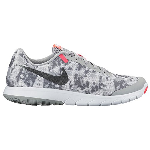 Nike Mujer Flex experiencia Rn 6Premium Running Shoe Wolf Grey/Mtlc Hematite/Racer Pink