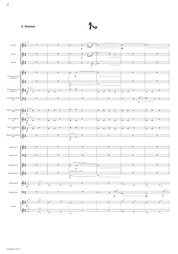 Download Metallephonic SCORE ONLY PDF
