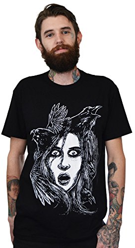 shirt Noir Lenore Akumu Ink Men UdqPw00