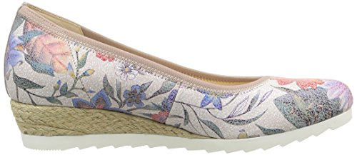 Shoes Escarpins Multicolor Jute 40 Epworth Femme Gabor Multicolore fxqd4Cw