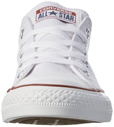 Converse Chuck Taylor All Star, Zapatillas de Lona Infantil Blanco (Optical White)