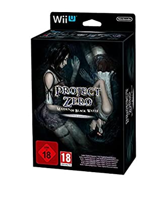Project Zero: Maiden of Black Water Limited Edition WII U European IMPORT PAL