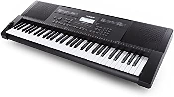 Alesis Harmony 61-Key Portable Keyboard with Built-In Speakers