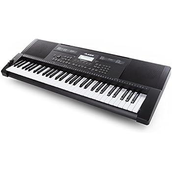 Alesis coda 88 key digital piano with semi for Yamaha ypg 535 weighted keys