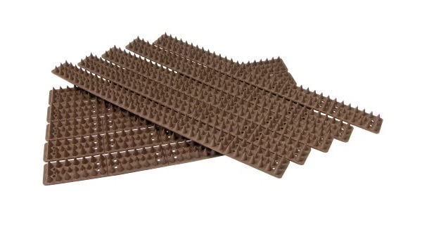 Am tech s security spikes brown pieces by amtech