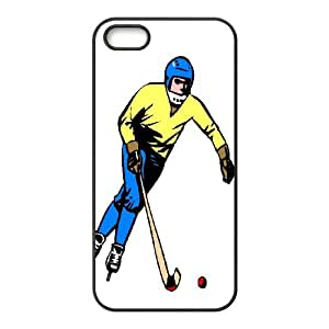 Custom Hockey Case Cover , Creative Designed For iPhone 5,5S