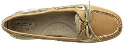 Sperry Top-Sider Women's Angelfish Oat Slip-On Loafer