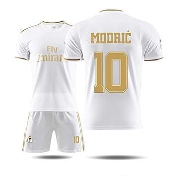 Conjunto de fútbol - Modric Competición Uniforme del Equipo ...
