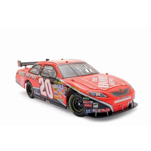 (Action Racing Collectibles Tony Stewart '08 Home Depot #20 Camry, 1:24 by Motorsport Authentics)