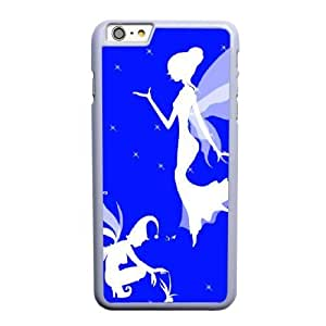 Generic Fashion Hard Back Case Cover Fit for iPhone 6 6S 4.7 inch Cell Phone Case white tinker bell FEW-7904841