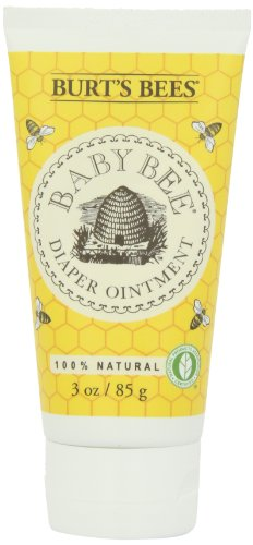 Burt's Bees Baby Bee Diaper Ointment, 3 Ounce (Pack of 3)