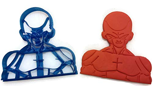Dragonball Z Freeza Frieza cookie - Z Ball Dragon Cookie