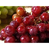 RED SEEDLESS GRAPES FRESH PRODUCE FRUIT PER POUND