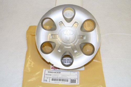 Toyota Genuine Parts 42603-0C030 Center Wheel Cap