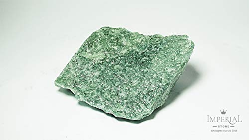 Imperial Stone Crushed Jade Stone for Sauna and Bath, 20kg ()