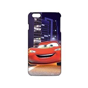ANGLC Cartoon Lovely Cars (3D)Phone Case for iphone 4 4s