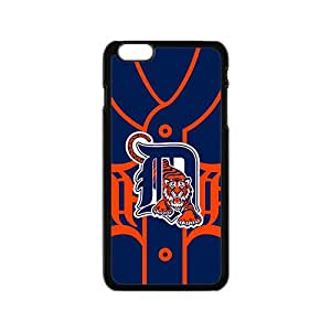 MLB Detroit Tigers Black Phone Case for iPhone 6