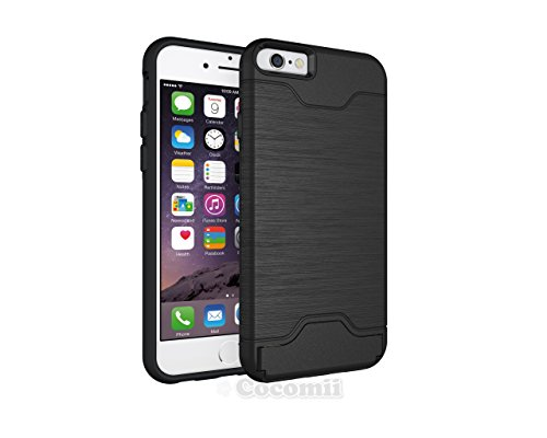 Slim Dual Pro Slim Case for Apple iPhone 6 Plus (Black) - 8