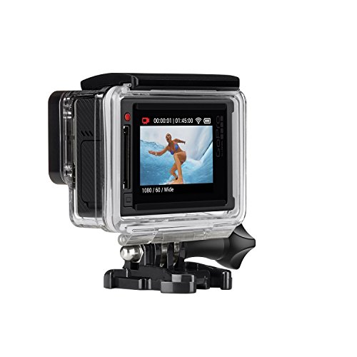 GoPro HERO4 Silver Edition Action Camcorder (Certified Refurbished) by GoPro