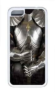 Body Armor Custom iPhone 5C Case Cover TPU White