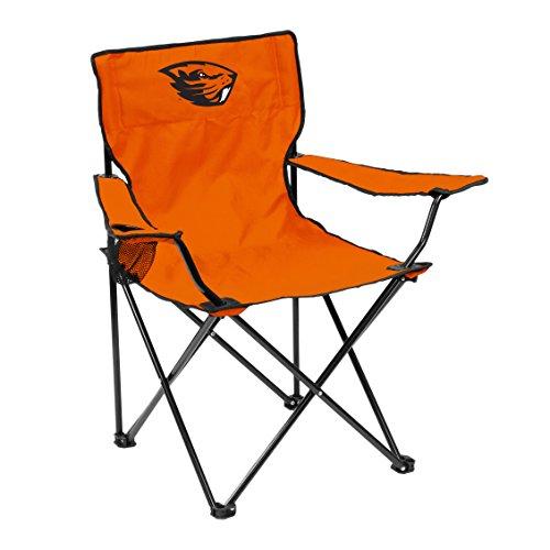 Logo Brands NCAA Oregon State Beavers Quad Chair, Adult, Orange ()