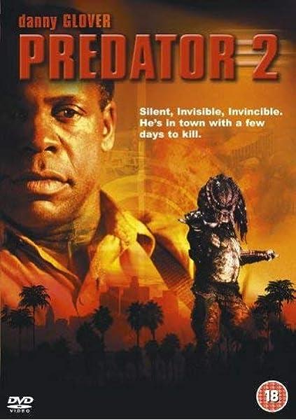 Predator 2 [Reino Unido] [DVD]: Amazon.es: Kevin Peter Hall ...