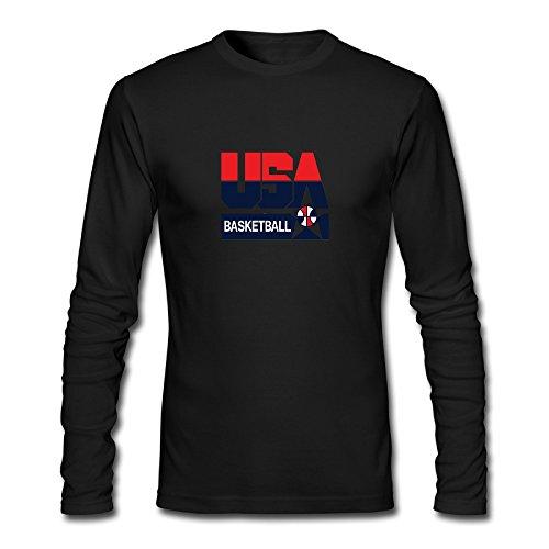mens-nerd-brand-new-team-usa-basketball-long-sleeve-t-shirt-black-us-size-l