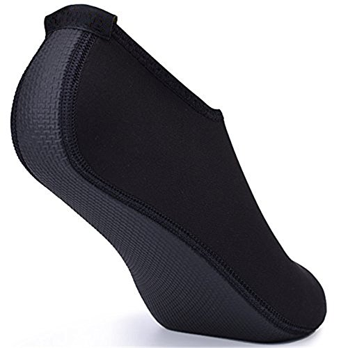 Kids For Water Black Dry Quick Men Socks MIUINCY Yoga Surf Shoes Women Pool Aqua Beach Lightweight and qPTpStY