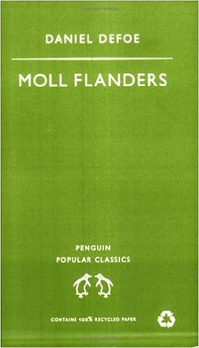 daniel defoe moll flanders summary