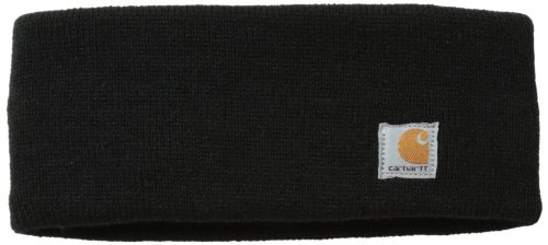 Price comparison product image Carhartt Women's Acrylic Headband,Black,One Size