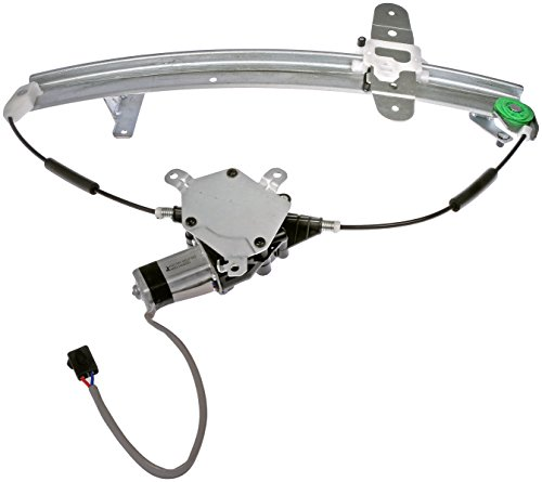 Dorman 741-678 Rear Passenger Side Power Window Regulator and Motor Assembly for Select ford / Mercury Models