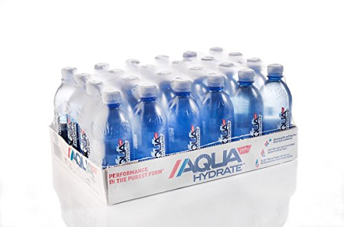 AquaHydrate Electrolyte Enhanced Water / Ph9 Plus, 16.9  Fl. Oz (Pack of 24) by AQUAhydrate (Image #5)