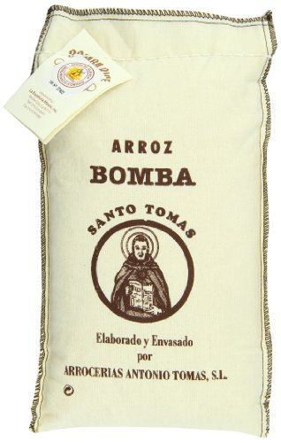 Santo Tomas Bomba Rice, 2.2 Pound (Best Special Basmati Rice Review)