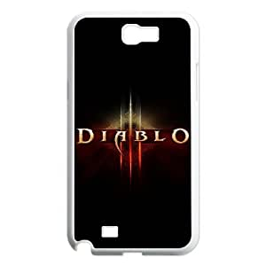 Diablo For Samsung Galaxy Note 2 N7100 Csae protection phone Case FXU298124