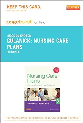 Nursing Care Plans - Elsevier eBook on Intel Education Study (Retail Access Card): Diagnoses, Interventions, and Outcomes, 8e