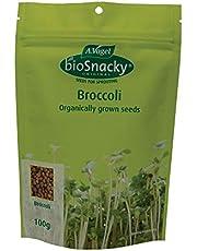 Vogel Biosnacky Organic Broccoli Seeds 100 g, 100 g