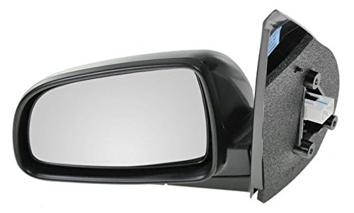Power Heated Mirror Left LH Driver Side for Chevy Aveo (4dr Side Mirror)