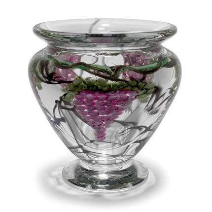Vandermark Merritt Small Cased Floral Bowl
