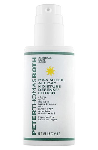 Peter Thomas Roth Max Sheer All Day Moisture