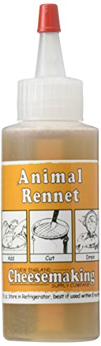 Liquid Animal Rennet - 2 oz.